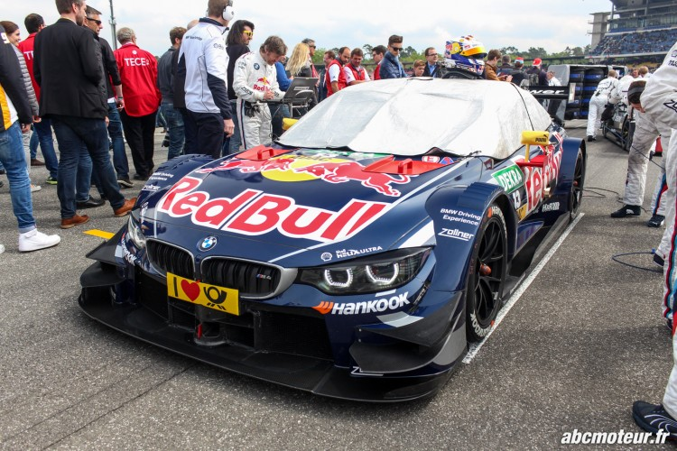 BMW M4 Coupe DTM