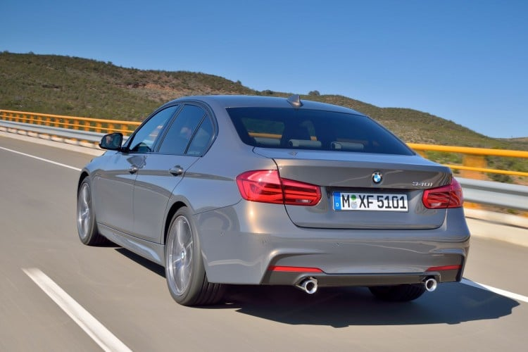 Bmw Serie 3 Restylage 2015 - 17