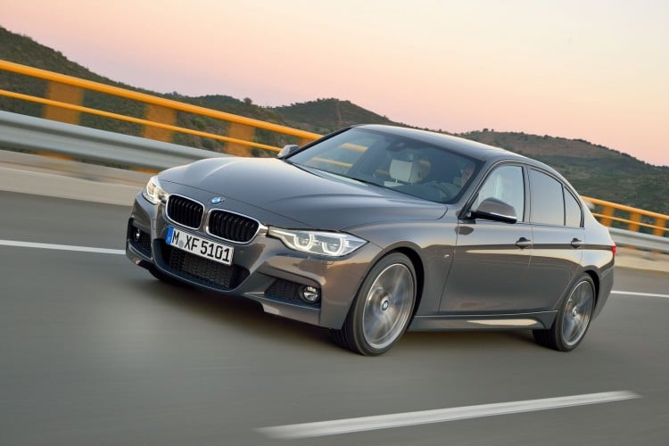 Bmw Serie 3 Restylage 2015 - 18