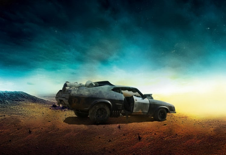 Mad Max Fury Road 2015-10