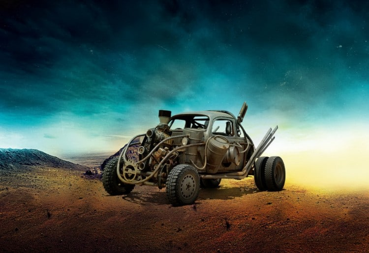 Mad Max Fury Road 2015-11