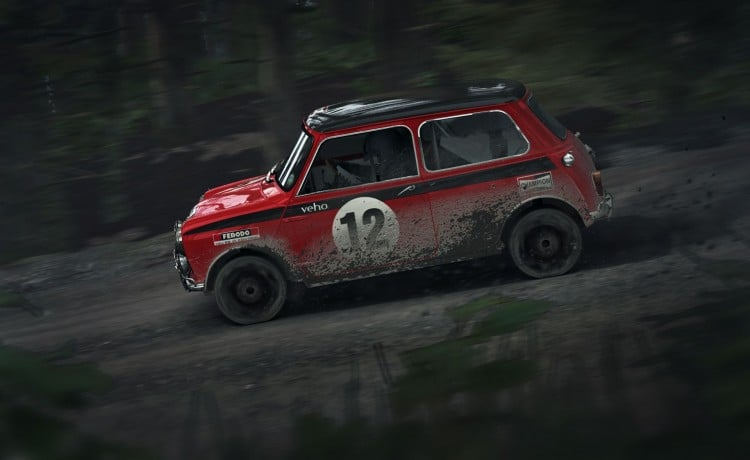 Mini DiRt Rally