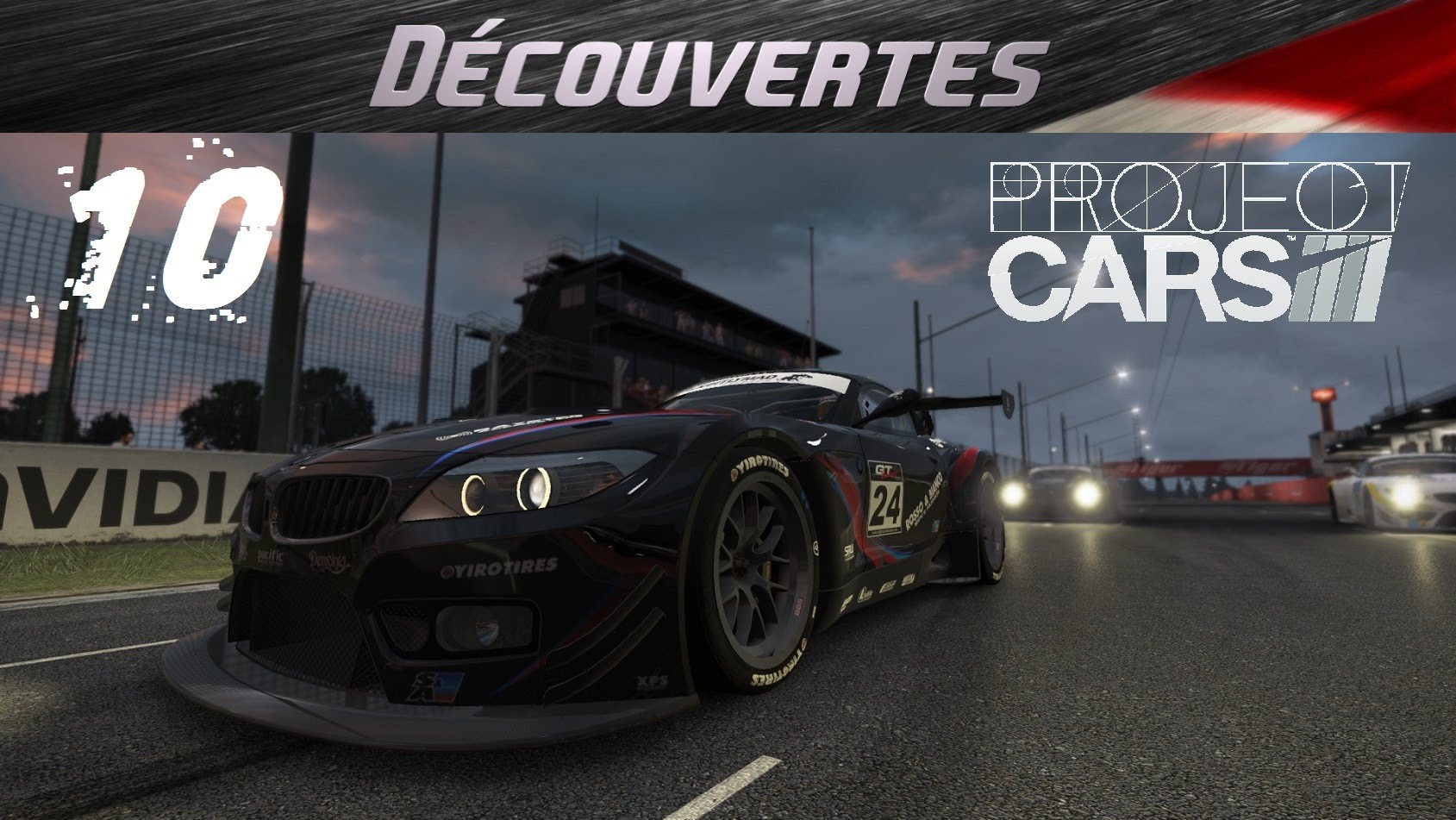 Un pro des simulations donne son avis sur Project CARS