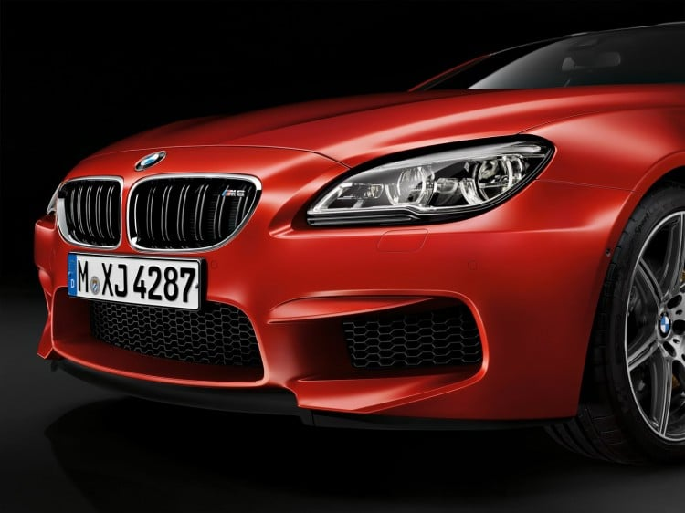 calandre BMW-M6-Coupe Pack Competition