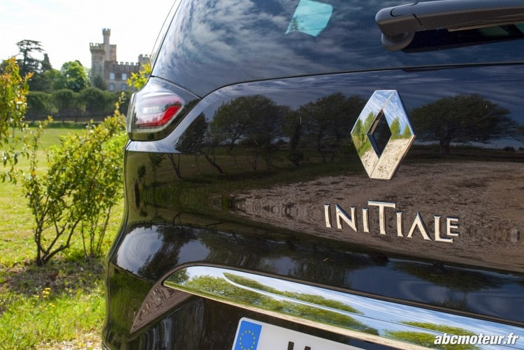 hayon Renault Espace V Initiale