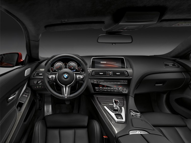 interieur BMW-M6-Coupe Pack Competition