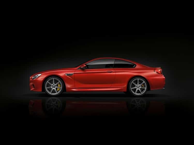 profil BMW-M6-Coupe Pack Competition