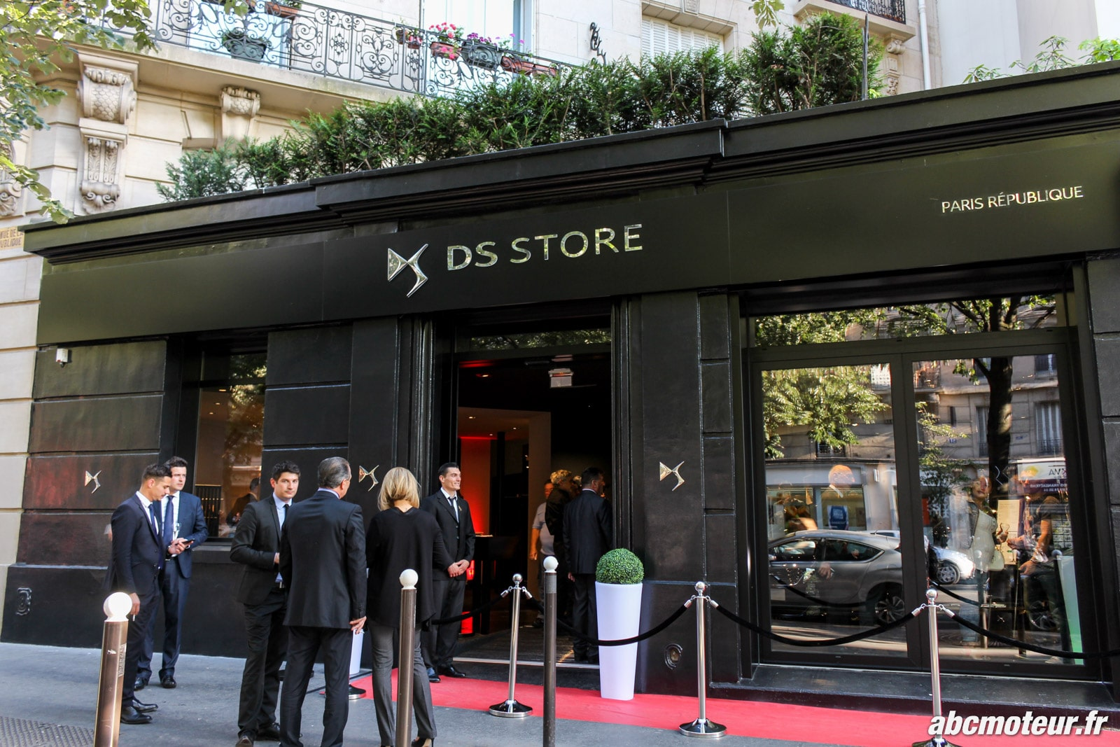 DS Store : 1ère concession indépendante à Paris