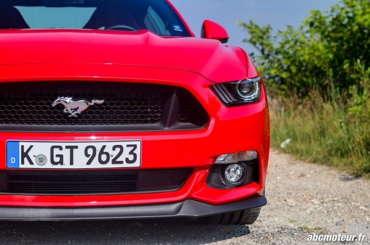 Ford Mustang Fastback GT exterieur-13