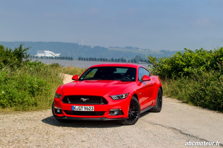 Ford Mustang Fastback GT exterieur-7