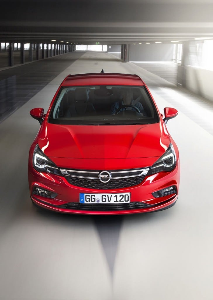 Nouvelle Opel Astra 2016 - 10