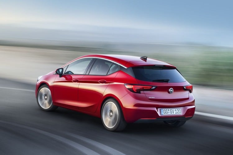 Nouvelle Opel Astra 2016 - 14