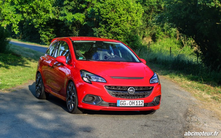 Opel Corsa OPC 207 ch Pack Performance-2