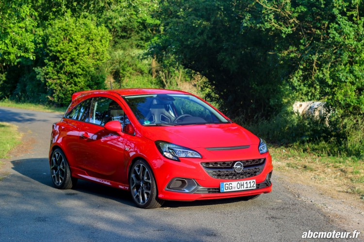 Opel Corsa OPC 207 ch Pack Performance-3