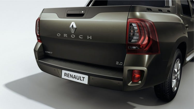 Renault Duster Oroch - 6