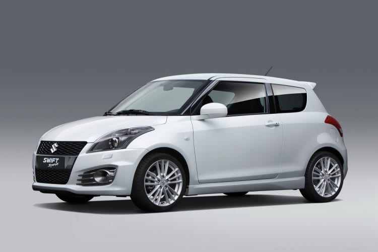 Suzuki Swift Sport 3P