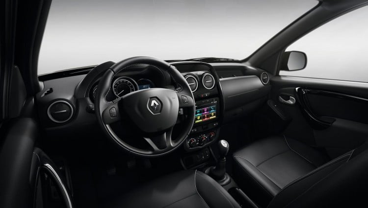 interieur Renault-Duster-Oroch