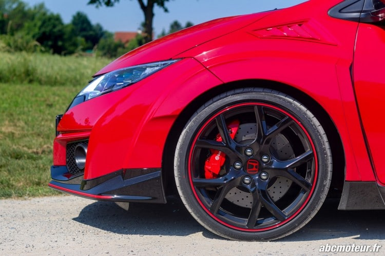 jante 19 Honda Civic Type R FK2