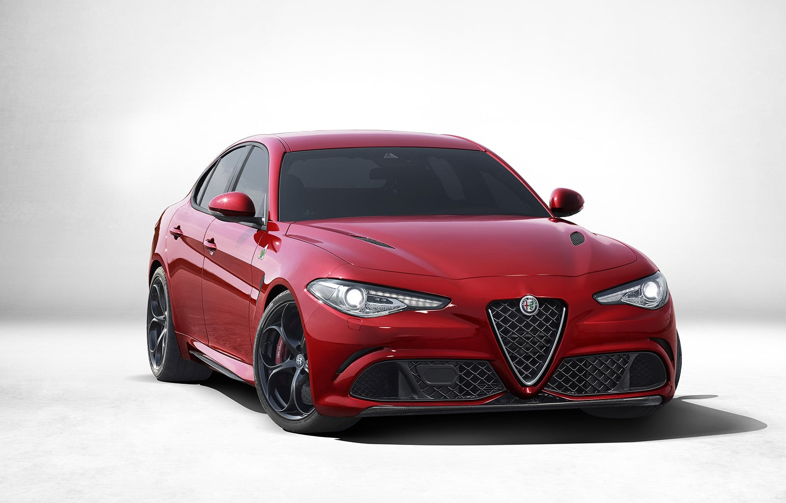 L'Alfa Romeo Giulia QV capable d'atteindre plus de 320 km/h ?