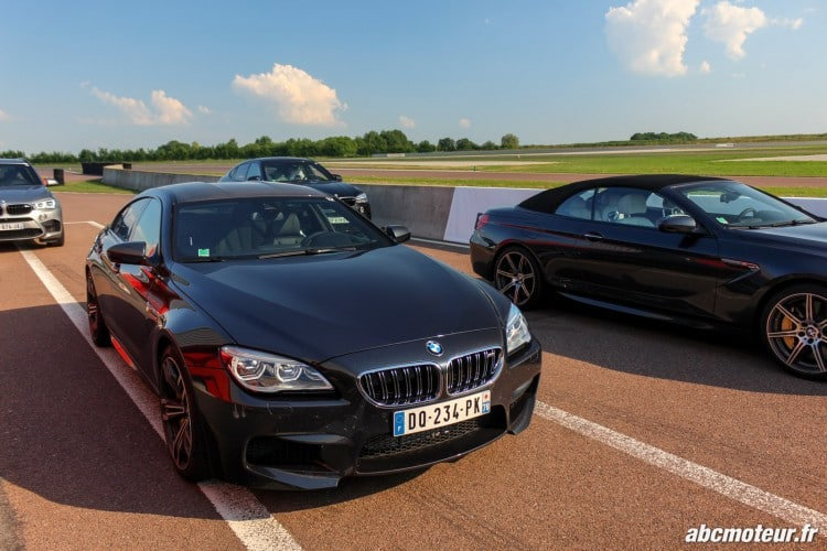 M6 Gran Coupe F06 BMW M day LFG