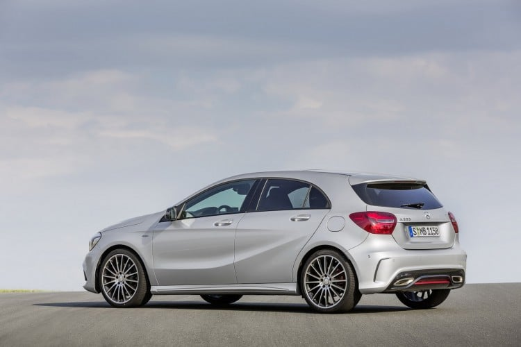 Mercedes Classe A 250 restylee