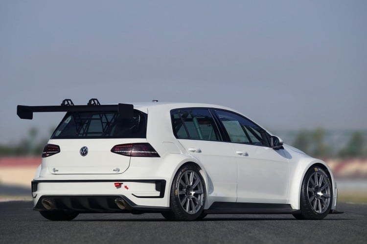 Volkswagen Golf TCR - 2