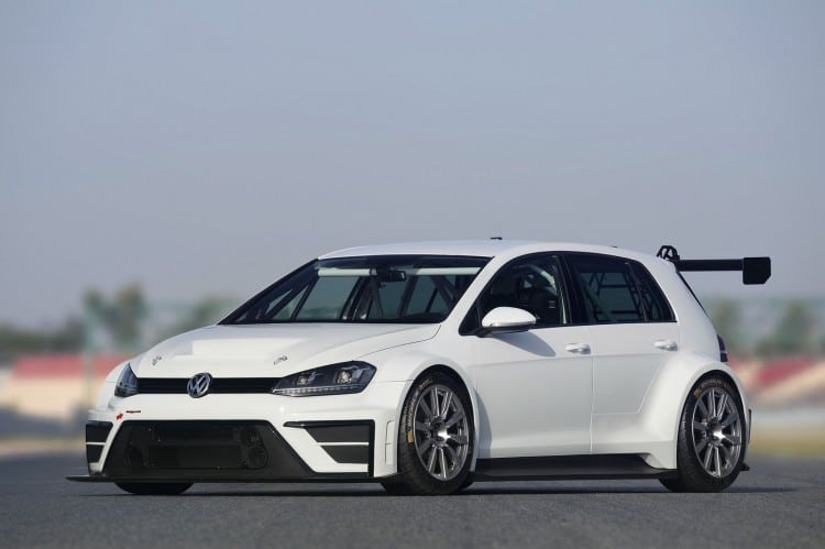 Volkswagen Golf TCR - 3
