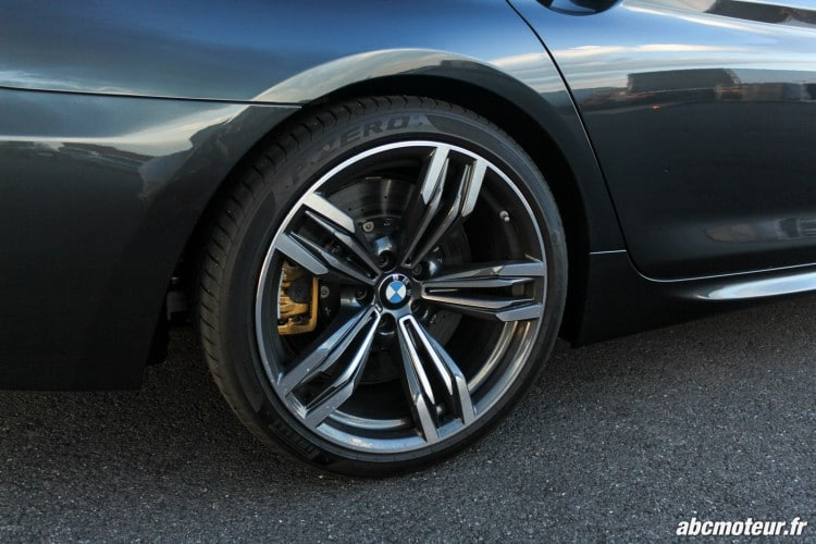 jante M6 Gran Coupe F06 BMW M day LFG