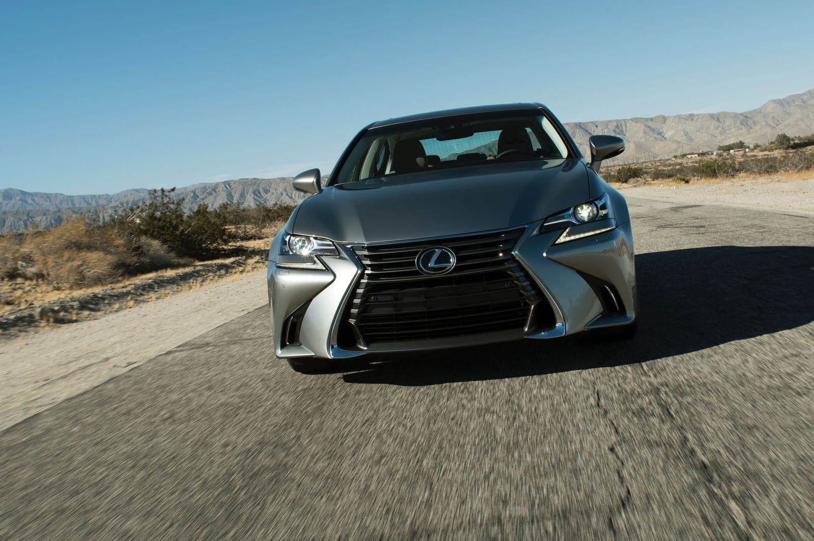 La Lexus GS met le turbo