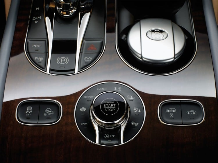 Bentley Bentayga - 13