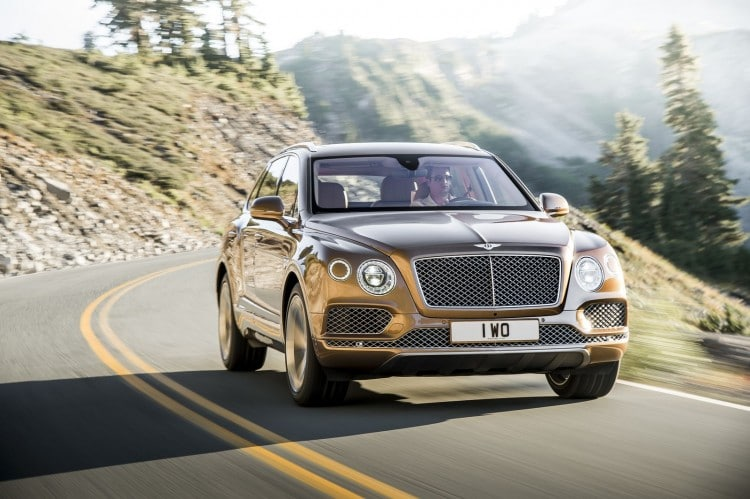Bentley Bentayga - 15
