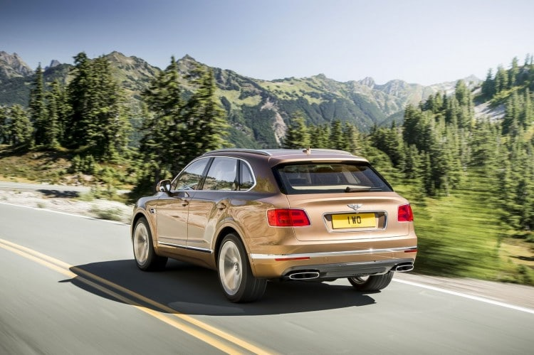 Bentley Bentayga - 8