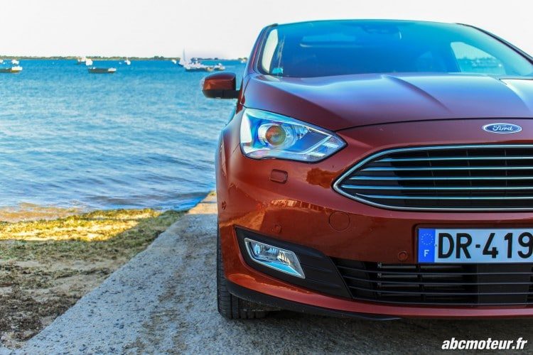 Ford C-Max II restyle avant