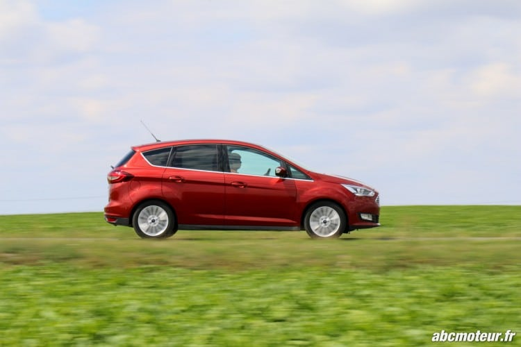 Ford C-Max II restyle dynamique