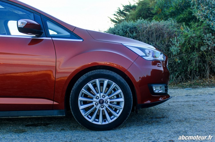 Ford C-Max II restyle jante
