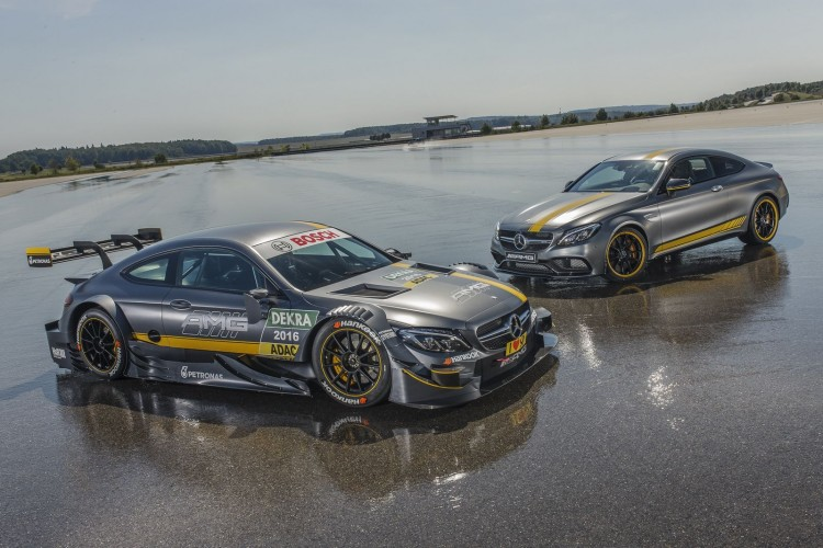 Mercedes-AMG-C-63-Coupe DTM Edition 1