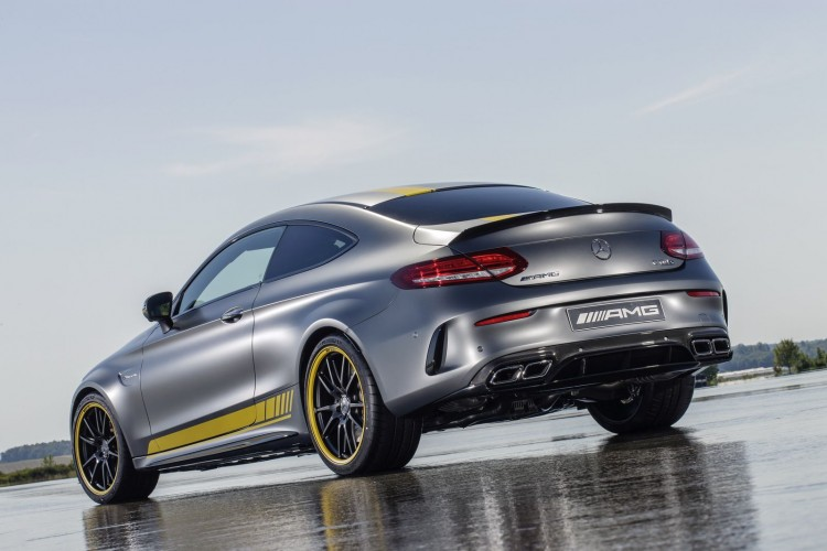 Mercedes-AMG-C-63-Coupe-Edition-1 arriere
