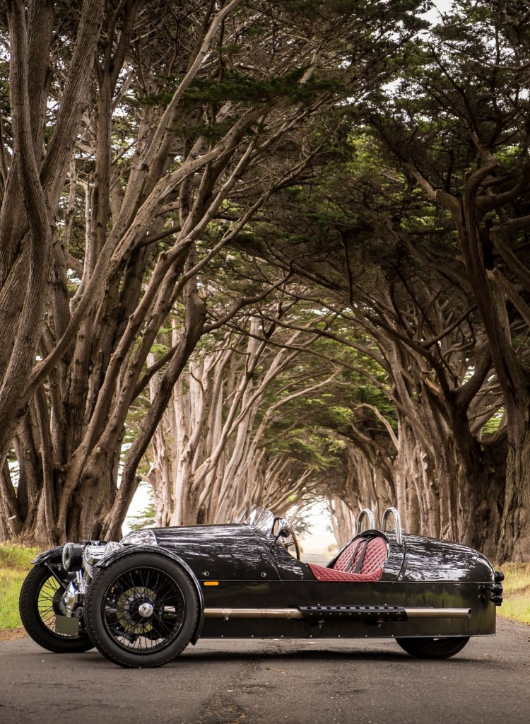 Morgan 3Wheeler 2