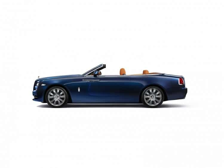Rolls Royce Dawn - 1