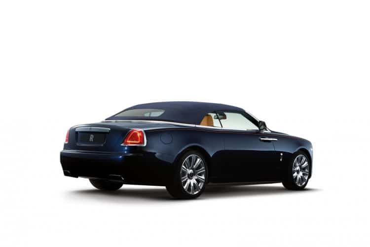 Rolls Royce Dawn - 10