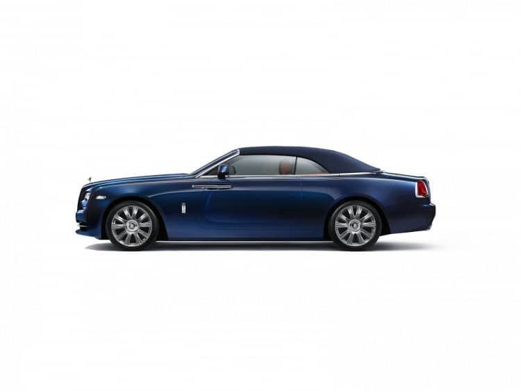 Rolls Royce Dawn - 6