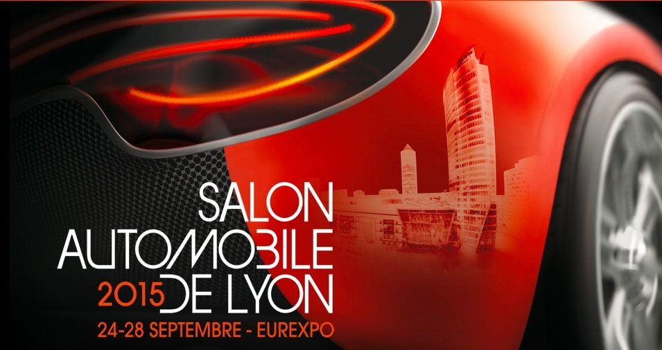 salon auto de lyon un programme riche en nouveaut s. Black Bedroom Furniture Sets. Home Design Ideas