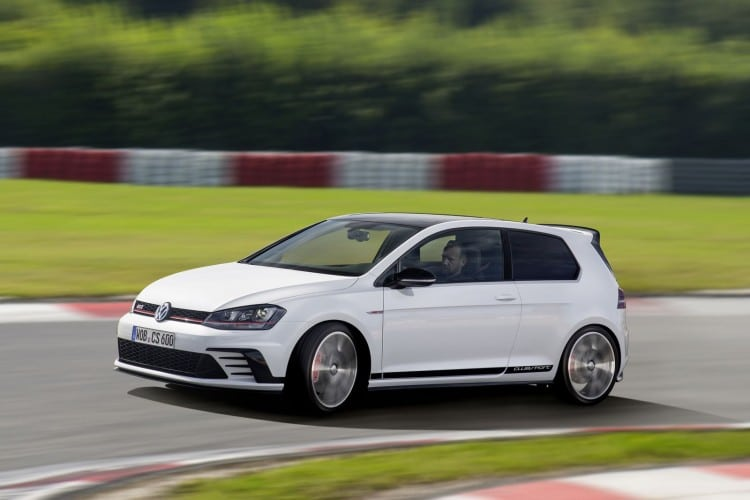 Volkswagen Golf GTI Clubsport - 10