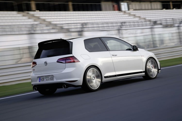 Volkswagen Golf GTI Clubsport - 13