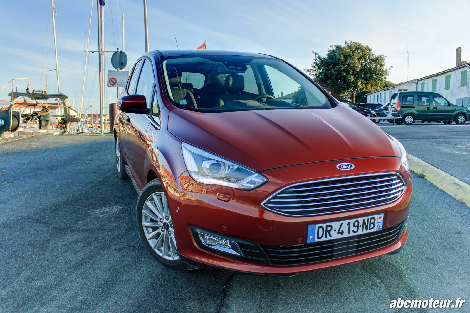 Essai Ford C-Max : un monospace à l'agrément MAXimum ?