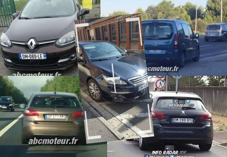 voitures radars mobiles mobiles aout 2015