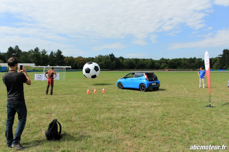 Aygo football Toyota Innove circuits Ouest Parisien-2