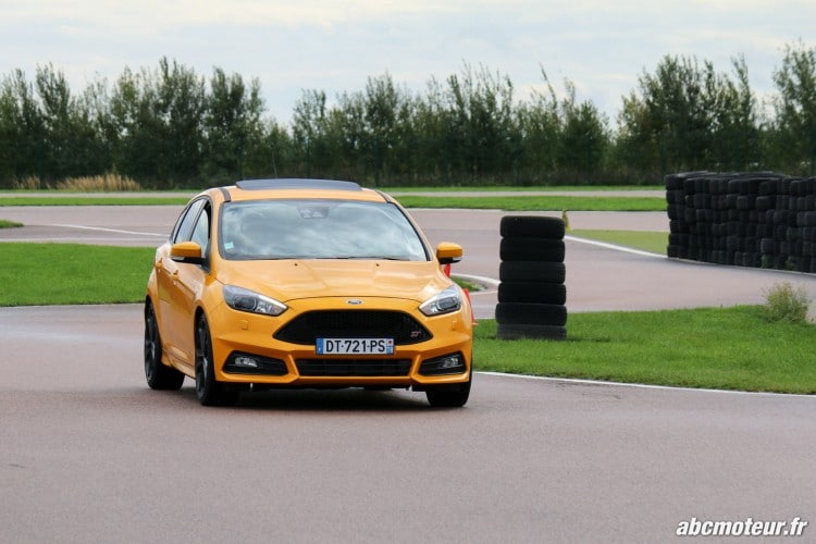 Focus ST EcoBoost Ford Performance Day-3