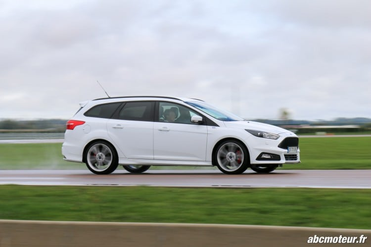 Focus ST SW TDCi Ford Performance Day-2