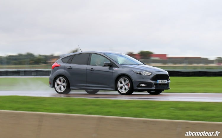 Focus ST TDCi Ford Performance Day-2